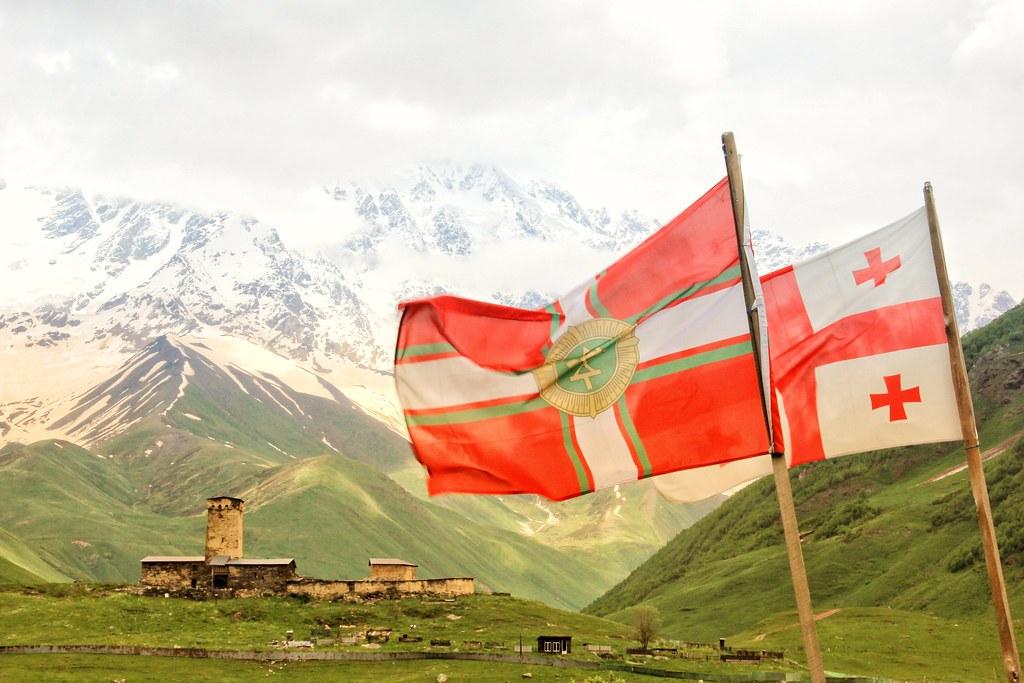 Ushguli, Svaneti