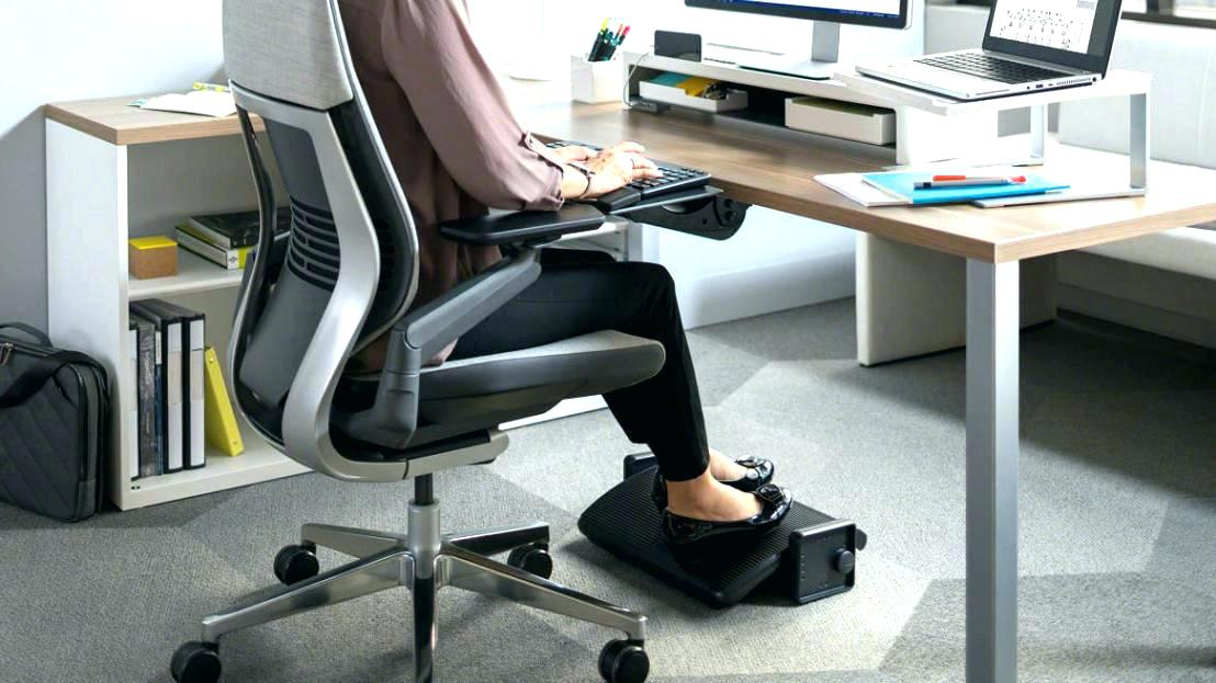 It is not an ergonomic chair if it comes with fixed features!