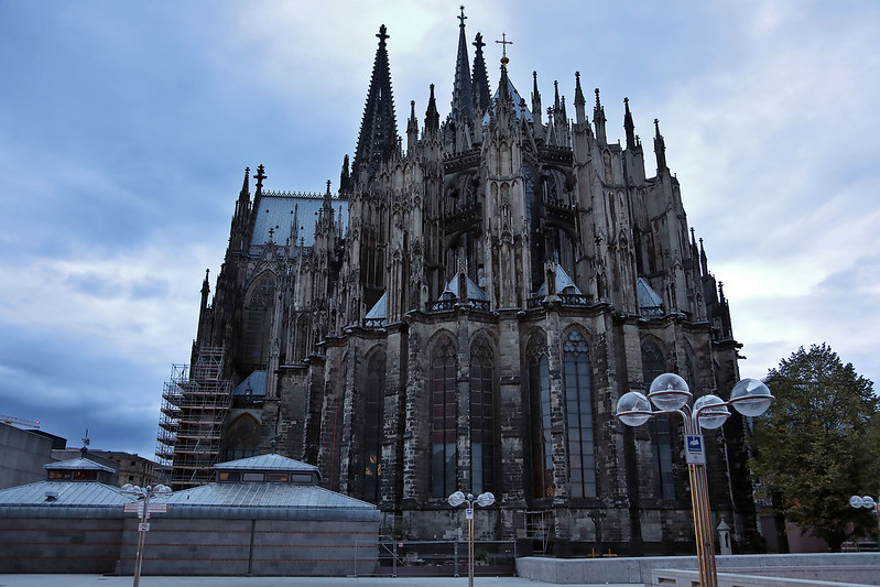 Cologne Cathedral, early morning