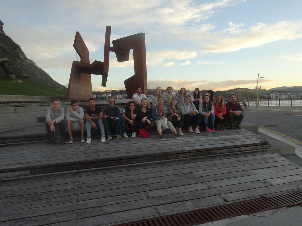 La arquitectura y el espacio urbano de Euskadi, como aula