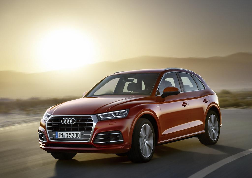 Comprar Audi Q5