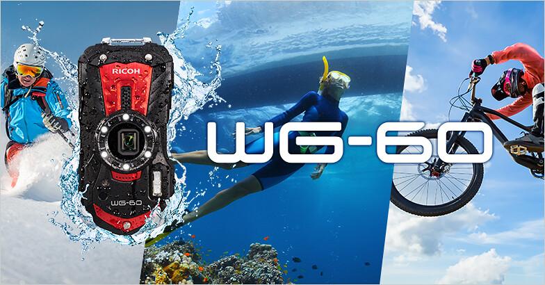 RICOH WG-60 announced!