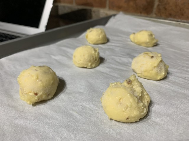 Dorie Greenspan's Newest Gougères