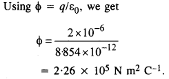 NCERT Solutions for Class 12 physics Chapter 1.16