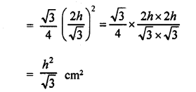RD Sharma Class 9 Questions Chapter 17 Constructions
