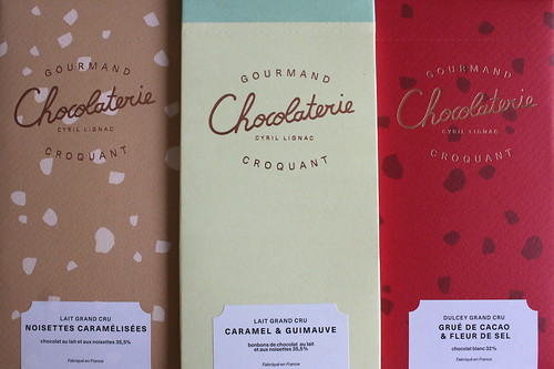 Chocolaterie Cyril Lignac (2) タブレット
