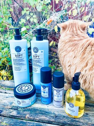 maria nila vegan haircare awesomeness, november 2018