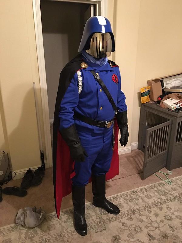 Cobra Commander Candid Snapshot