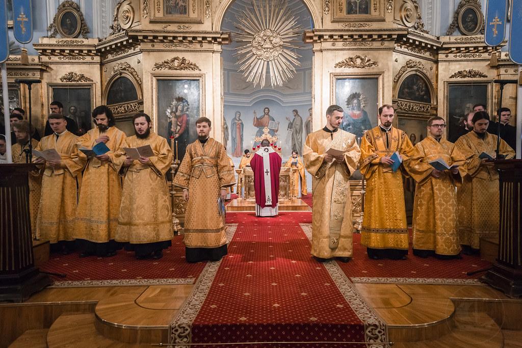 5 ноября 2018, Литургия апостола Иакова / 5 November 2018, Divine Liturgy of St. James