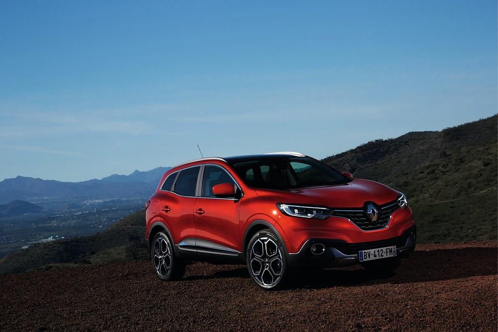 Comprar Renault Kadjar