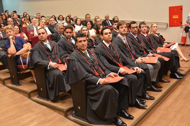 Posse - 11 novos promotores de Justiça do MPPE