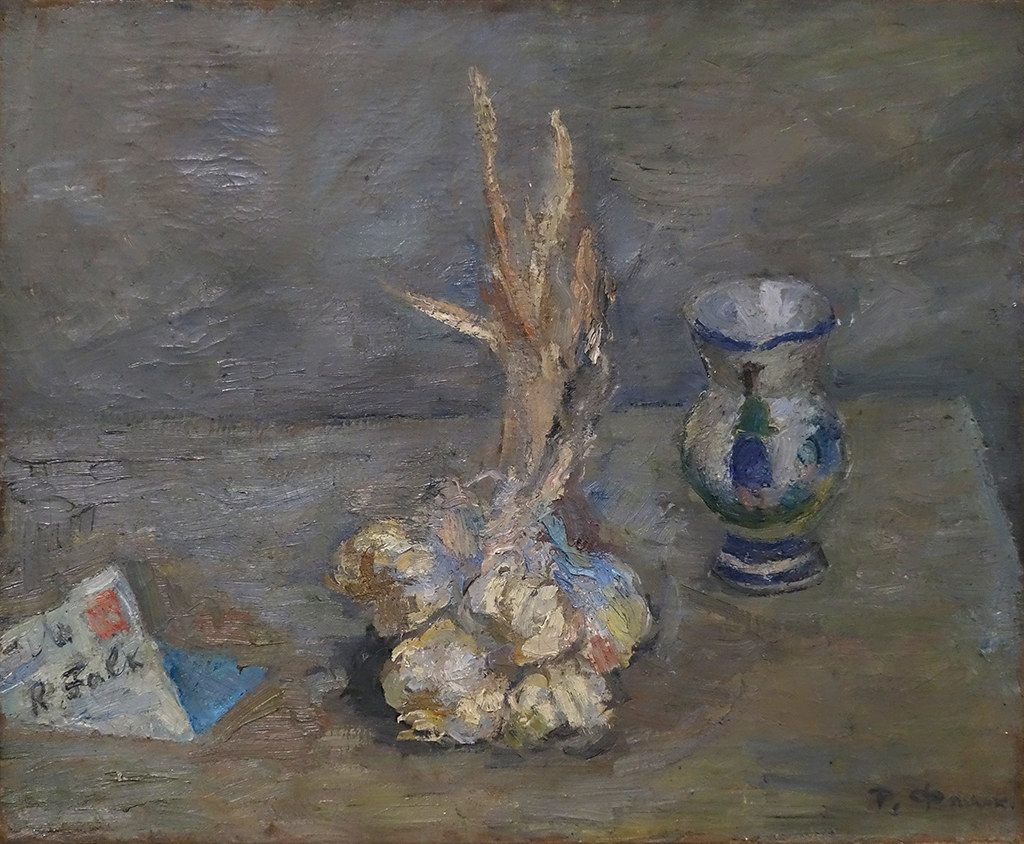 Impressionism in the Avant-garde_40_Falk