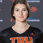Yevgeniya Nyukhalova, WolfPack Women's Volleyball
