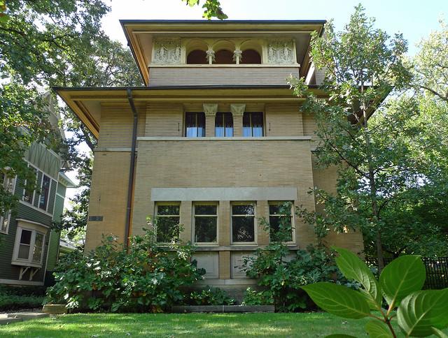 Isidore H. Heller House, Panasonic DMC-LX3