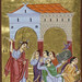 Jesus expelling the merchants and the money changers from the Temple by petrus.agricola