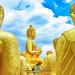 Buddhism Memorial Park by LegendORC