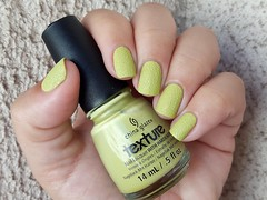 In the Rough - China Glaze
