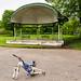 Bandstand - Parr Fold Park, Walkden