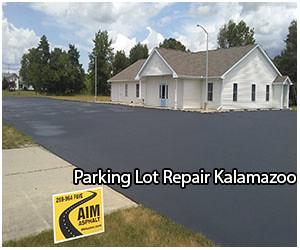 parking lot repairs in kalamazoo