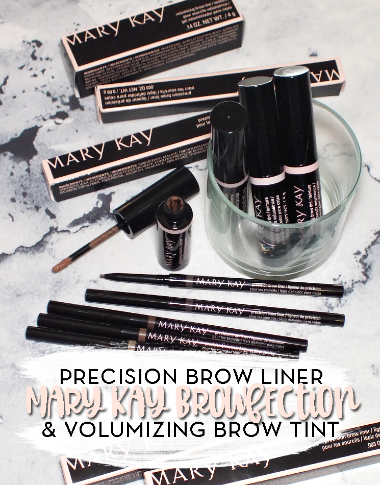 Mary Kay Precision Brow Liner & Volumizing Brow Tint  (6)