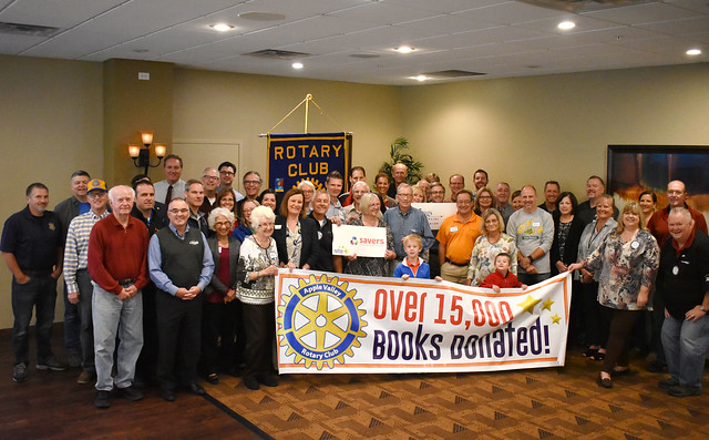 Apple Valley Rotary Literacy Project