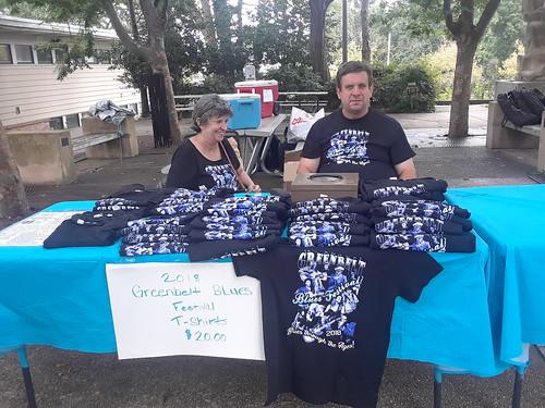 Greenbelt Blues Festival in Greenbelt, Maryland, September 22, 2018.