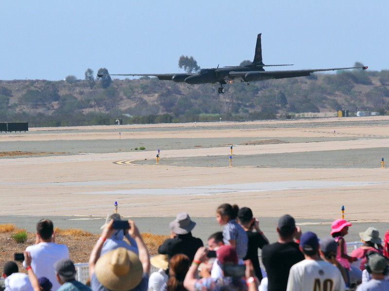 IMG_9984 U-2 Landing