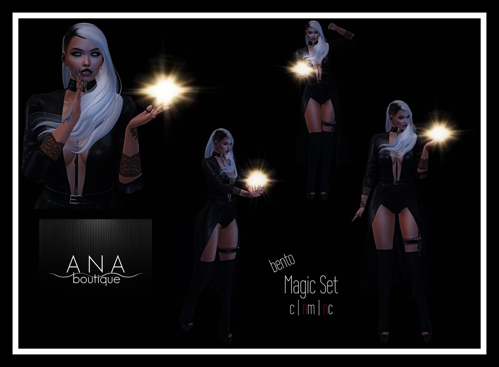 NEW!! Ana Boutique Magic Set @ 3E Event - TeleportHub.com Live!