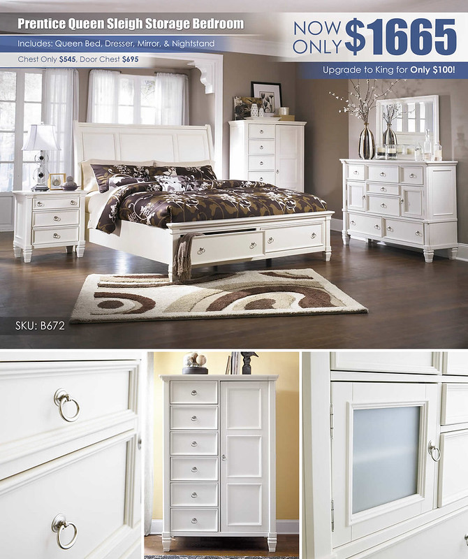 Prentice Queen Sleigh Storage Bedroom_B672_Layout