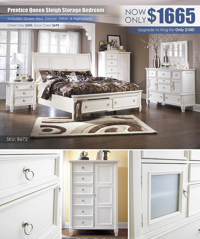 Prentice Queen Sleigh Storage Bedroom_B672_Layout
