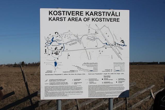 Kostivere karstiala / Kostivere karst field, Estonia