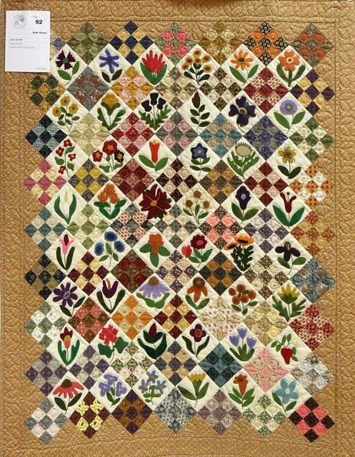 92: Lisa's Garden - Debi Oman