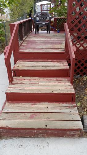 North Steps