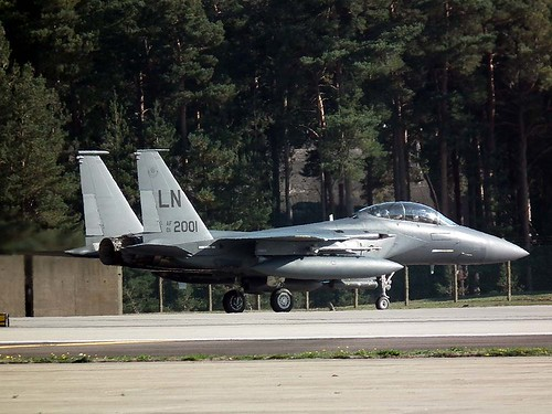 01-2001/LN F-15E Strike Eagle Lakenheath 10-10-18