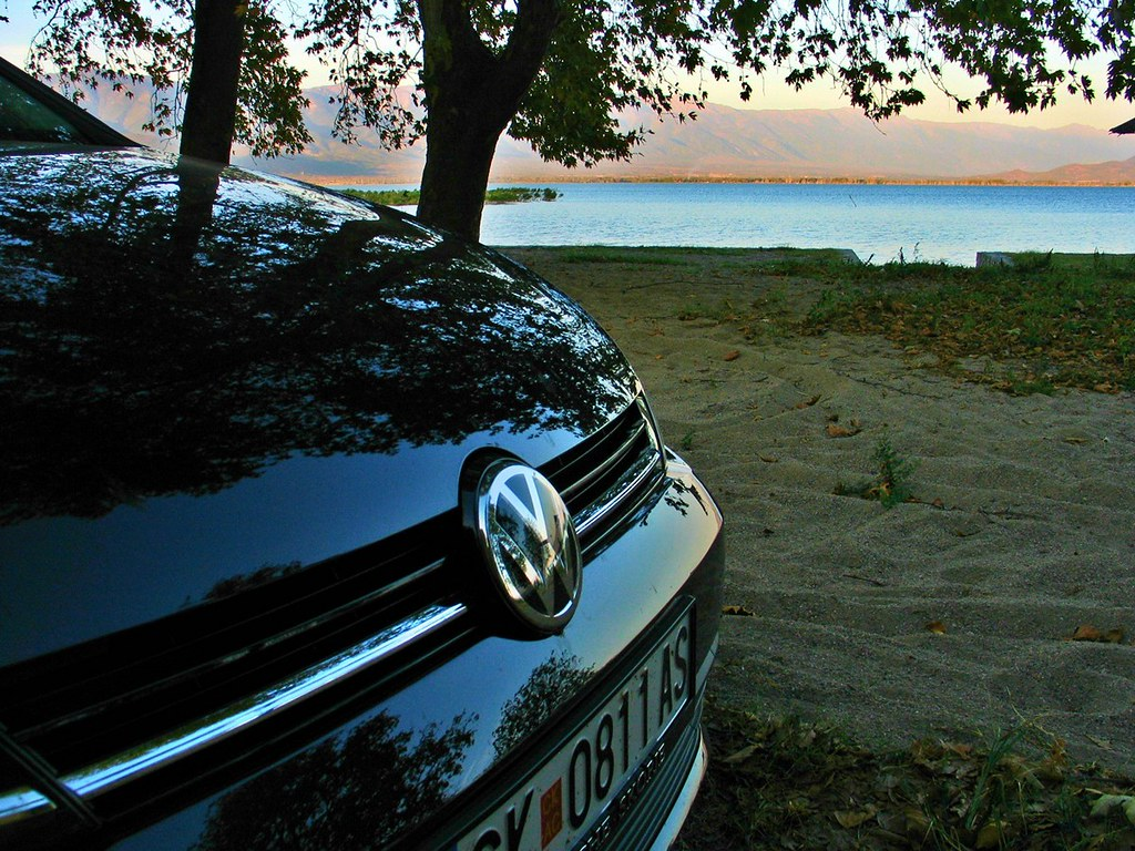 Volkswagen Golf 1.6 TDI Test 9