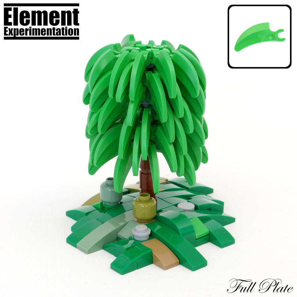 Element Experimentation: Micro Tree