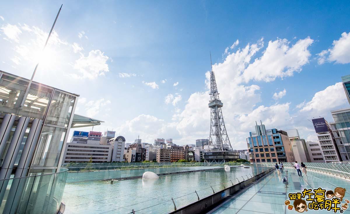名古屋自由行-名古屋電視塔+宇宙船綠洲21-7