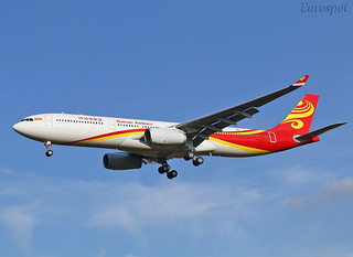 F-WWCR Airbus A330 Hainan Airlines