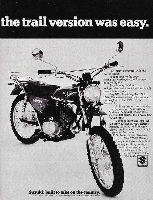 Suzuki 1970 9