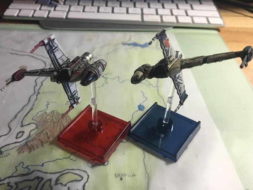 B-Wing Mod