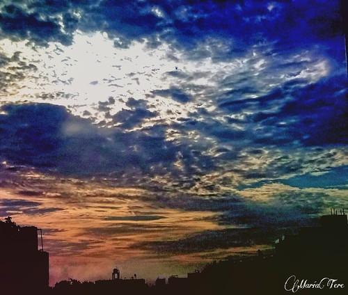 nubes colores sobrenubes vistadesdemiventana magdalenadelmar lima perú mariatere7 nwn