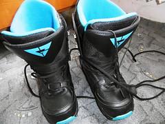 Snowboardové boty - titulní fotka