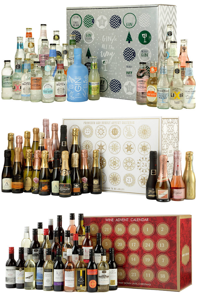 John Lewis Booze Advent Calendars 2018