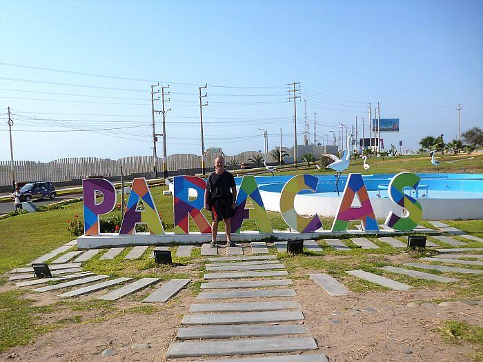 me at paracas