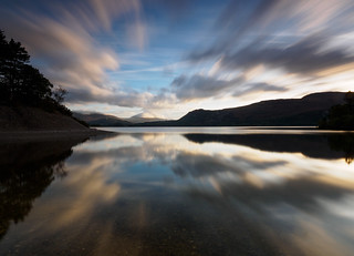 Derwent water reflection | by Alf Branch