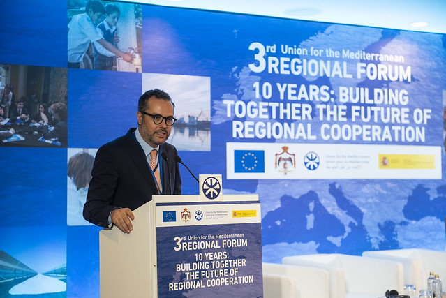 Med4Jobs Stakeholders' Dialogue, 8 Oct. 2018