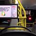 Viajando en el Metrobús de dos pisos por laap mx