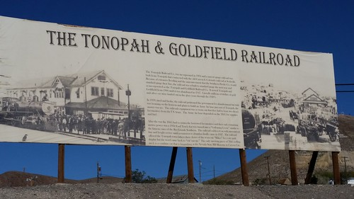 Tonopah & Goldfield Railroad