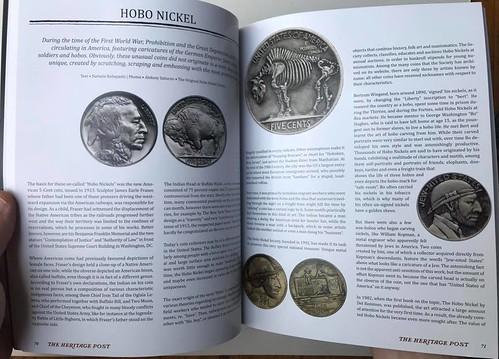 Hobo Nickel article in Magazin fur Herrenkultur