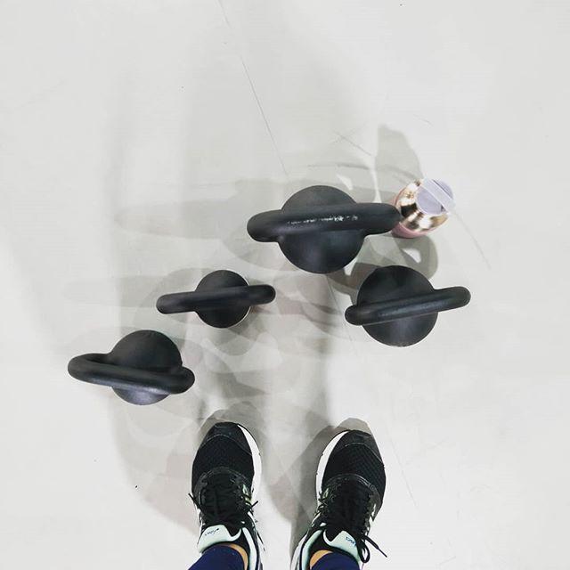 20181008 第670堂課 壺鈴 12kg首次加入陣容 #有運動沒在怕的 #運動使人開心 #40歲以後找回自己 #喜歡自己拍自己